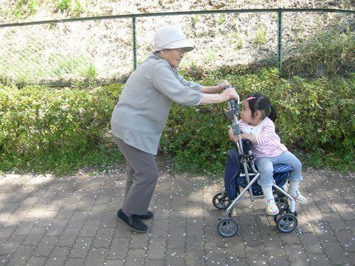 高齢者も 子どもも だれもが安心して暮らせる まちづくり